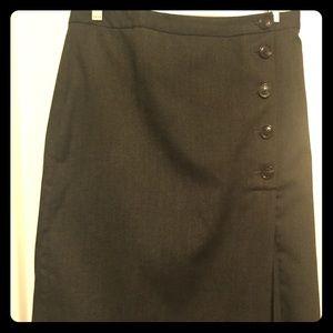 Banana Republic Knee length business skirt